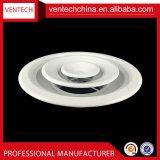 天井は円アルミニウム円形リターン空気拡散器を取り替える