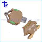 подарок для продвижения флэш-накопитель USB из ПВХ ПВХ памяти диска