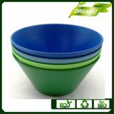 Estilo caliente LFGB ecológicas biodegradables de fibra de bambú Bowl