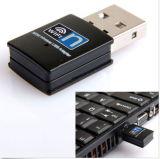 Rtl8192 칩셋 무선 네트워크 카드 힘 공장 싼 300Mbps USB 무선 네트워크 카드