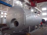 産業ガス燃焼および石油燃焼の火管が付いている熱湯の蒸気ボイラ
