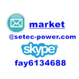 Modulaire Snelle het Laden EV van Setec Post 20kw aan 100kw