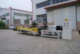 Edelstahl-Latte-abkühlende Kettenzerkleinerungsmaschine für Puder-Beschichtung
