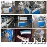 Belüftung-faserverstärkte weiche Rohr-Plastikmaschine