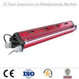Correia transportadora de refrigeração ar do PVC que articula a máquina 1500mm