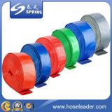 Максимум усиливает гибкий рукав PVC шланга PVC Layflat сделанный в Китае для земледелия