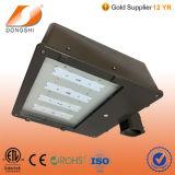 Luz de inundación al aire libre de Shoebox LED, alta luz del mástil del LED