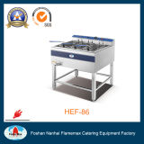 1 macchina elettrica della friggitrice di Deepchip del cestino del serbatoio 3 (HEF-86)