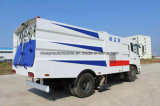 Dongfeng 4X2 heißer Verkauf 10 Tonnen des Vakuumreinigungs-LKW-10 der Straßen-M3 Kehrmaschine-