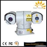 Видеокамера IP наблюдения обеспеченностью лазера иК PTZ ультракрасная