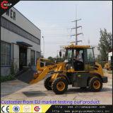 Pala CE ZL12f la nueva China pequeña cargadora de ruedas delantera