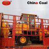 Backhoe van de Steenkool Wz25-12 van China de Laders van het Wiel