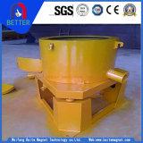 Автоматическая машина концентратора золота центробежки силы тяжести Нелсона разрядки