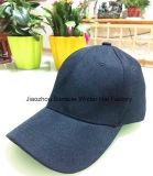 Sombrero personalizados baratos y de la impresión de logotipo bordado de algodón 100% Sport Gorra de béisbol