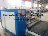 熱い溶解の膜非編まれたファブリック薄板になる機械