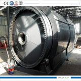 Plastic Diesel Oilへの緑TECH Waste Plastic Refining Plant