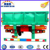 ベストセラーの単一の車軸によって囲まれている側面または低下の側面または塀のUtiltiyのトラックのトレーラートラック