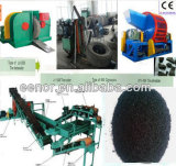 Press idraulico per Rubber & Plastic Products Rubber Crumb