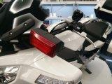 Helle LED-vordere Warnleuchte für Polizei-Motorräder mit hohem Transparent PC  Objektiv