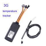 Sensor de temperatura de 3G /Kg Tracker GPS para a monitorização da cadeia de frio TK319-H