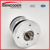 Codificador giratório incremental da definição 1176PPR para a maquinaria de matéria têxtil