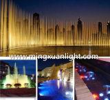 Indicatore luminoso subacqueo caldo della piscina di RGB LED di illuminazione di vendita IP68