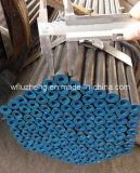Petróleo y gas de cañería de acero y tubos LSAW, revestimiento negro Tubo de acero para el agua líquida /