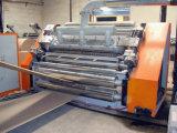 Ligne de carton ondulé de gifle simple de chauffage de vapeur de prix usine