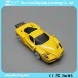 노란 금속 Ferrari 최고 차 모양 USB 섬광 드라이브 (ZYF1724)