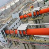 Proceso seco de producción de cemento horno rotatorio