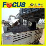 Planta de mistura estacionária do asfalto da operação 40t/H fácil quente para a maquinaria da estrada