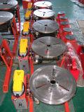 0.1-20t Posicionador automático de la soldadura para la manguera y el cilindro del tubo de acero
