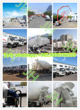 الصين عمليّة بيع حارّ مصغّرة [3كبيك] [4كبيك] [5كبيك] [كنكرت ميإكسر] شاحنة شاحنة خلاط إسمنت جير [دليفري تروك] مع سعر جيّدة