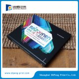 A5 Catalogue Hard-Cover avec Lamination sur la couverture