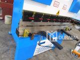 Dobladora hidráulica del CNC de la hoja de acero de la máquina del freno de la prensa de la placa de acero