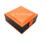Jy-Jb86カスタムペーパー革宝石類の一定の荷箱