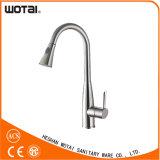 Высокий Faucet изделий Quanlity Sanitaty для кухни (WT1029BN-KF)