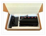 2g, 3G, 4G, WiFi2.4G Jammer / Blocker de la señal del teléfono móvil; Aislador de la señal del teléfono móvil