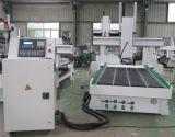 Holzbearbeitung CNC-Fräser-Dreh4 Mittellinien-Gravierfräsmaschine von China