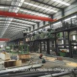 Fabrik-Zubehör-Stahlstreifen-Ring-Rollenfarben-Beschichtung-Zeile