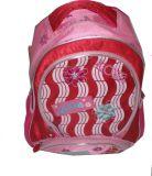 Студент шаржа розовый ягнится мешки школы