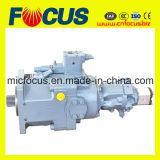 Pompa per calcestruzzo del rimorchio del motore diesel 88m3/H di buona prestazione con il prezzo di Comptetive