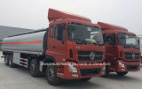 8X4 LHD 30000 van het Staal Liter van de Vrachtwagen van de Brandstof 30 Ton van de Tankwagen van de Olie