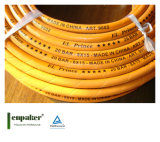 Tubo flexible de caucho/ Orangerubber/PVC flexible de GPL