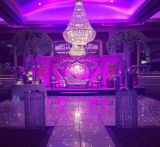 18*18FT 결혼식 단계 쇼를 위한 대중적인 LED 별빛 댄스 플로워 LED 별 댄스 플로워