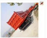De Vrachtwagen Sinotruk HOWO 30 Ton 371 van Ethiopië 6X4 de Zware Vrachtwagen van de Stortplaats van de Vrachtwagen HOWO