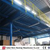 Rack en mezzanine en acier pré-fabriqué en acier