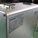 Máquina da marcação do laser da fibra para a tubulação do rolamento/marcador pequeno do laser do tamanho