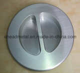 Angepasst die CNC-Teile bilden, die vom Aluminium, Edelstahl-Material bilden