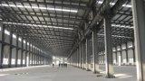 Taller prefabricado de la planta del sector de la construcción de la estructura de acero